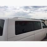 Рейлинги Skyport (белые) - Volkswagen T6 (2015+)
