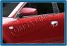 Накладки на ручки (нерж.) - Audi A3 (2004-2012)