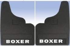 Брызговики прямые (2 шт) - Peugeot Boxer