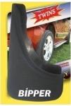 Комплект задних и передних брызговиков Peugeot Bipper 2008'-...(4шт)