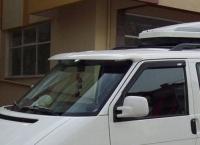 Козырек на лобовое стекло (под покраску) - Volkswagen T4 Transporter