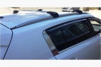 Перемычки на рейлинги (2 шт) - Lexus NX