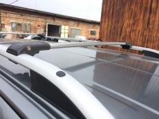 Перемычки на рейлинги под ключ (2 шт) - Mercedes ML klass W166