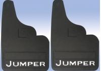 Брызговики прямые (2шт) - Citroen Jumper