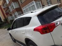 """Рейлинги """"Skyport  Grey"""" - Toyota Rav 4 (2013+)"""