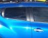 Накладки на ручки (4 шт, нерж.) - Nissan Juke (2010+)
