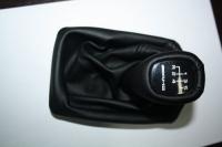 Чехол + ручка КПП с рамкой (AMG) - Mercedes E-klass W210