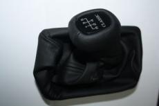Чехол + ручка КПП с рамкой (Classic) - Mercedes E-klass W210