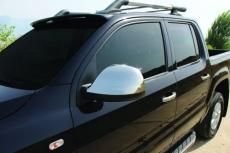 Накладки на зеркала (2 шт) - Volkswagen Amarok
