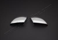 Накладки на зеркала (2 шт) - Mercedes Vito W447 (2014+)