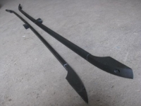 Рейлинги Черные - Peugeot Bipper (2008+)