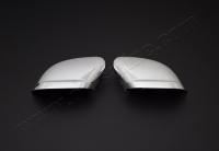 """Накладки на зеркала """"Вариант 2"""" (2 шт, пласт) - Volkswagen Caddy (2015+)"""