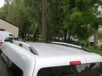 Рейлинги хром - Volkswagen Caddy (2010+)