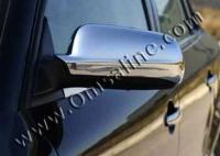 Накладки на зеркала (нерж.)- A6 (94-97)