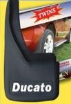Брызговики с углублениями (2шт) - Ducato