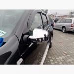 """Накладки на зеркала """"вариант 2"""" (2 шт) - Renault Duster (2008+)"""