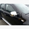 Накладки на зеркала (2 шт,) - Renault Logan II (2008+)