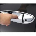 Накладки на ручки (4 шт, нерж) - Toyota Corolla (2013+)