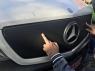 Зимняя накладка на решетку (2013+) - Mercedes Sprinter