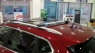 Перемычки на рейлинги под ключ (2 шт) - Porsche Cayenne (2003-2010)