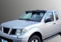Козырек на лобовое стекло - Nissan Navara (2006+)