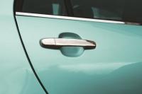 Накладки на ручки (4 шт, нерж.) - Daihatsu Materia (2006+)