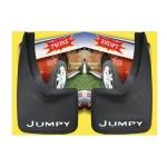 Брызговики (4 шт) - Citroen Jumpy