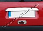 Накладка на ручку задней двери (нерж.) - Citroen Berlingo (1996-2008)