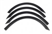 Накладки колесных арок (4шт.пластик) - Mercedes Vito / V W447 (2014+)