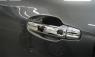 Накладки на ручки (4 шт, нерж) - Toyota LC 200