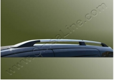 Рейлинги ХРОМ (пласт. ножки.) - Opel Combo (2002-2012)