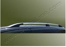 Рейлинги ХРОМ (метал. ножки.) - Opel Combo (2002-2012)