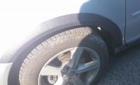 Накладки колесных арок (4шт.пластик) - Audi A3 (1996-2003)