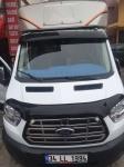 Козырек на лобовое стекло (на кронштейнах) - Ford Transit (2014+)