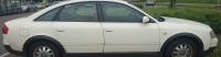 Накладки колесных арок (4шт.пластик) - Audi A6 C5 (1998-2004)