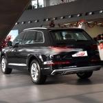 Рейлинги (2 шт) - Audi Q7 (2015+)