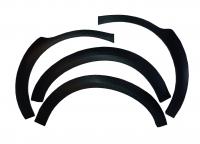 Накладки колесных арок (4шт.пластик) -  Audi 80 B4 (91-95)