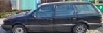 Накладки колесных арок (8шт.пластик) - Volkswagen PASSAT B3