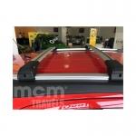 Поперечный багажник на интегрированые рейлинги под ключ (2 шт) - Mercedes GLA klass