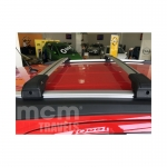 Поперечный багажник на интегрированые рейлинги под ключ (2 шт) - Subaru Outback (2005-2009)