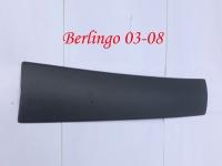 Зимняя решетка (верхняя, 2003-2008) - Citroen Berlingo