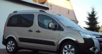 Накладки с нержавейки на колесные арки (4шт.) - Renault KANGOO макси база (2010-2013)