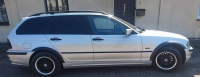 Накладки колесных арок (4шт.пластик) -  BMW 3 СЕРИЯ E-46 (1998-2005)