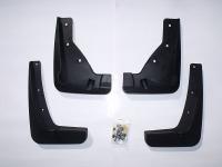 Модельные брызговики (4 шт) -  ASX (2010+)