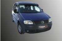 Козырек лобового стекла (на кронштейнах) - Volkswagen Caddy (2004+/2010+)