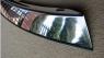 Накладки с нержавейки на колесные арки (4шт.) - Alfa Romeo 147 (2000-2010)