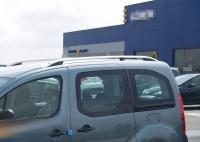 "Рейлинги ""Skyport""  (серый мат) - Peugeot Partner Tepee (2008+)"