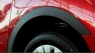 Накладки с нержавейки на колесные арки (4шт.) - KIA CARNIVAL(2001-2005)