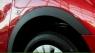 Накладки с нержавейки на колесные арки (4шт.) - Subaru Forester (1997-2002)