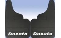 Брызговики прямые (2шт) - Ducato